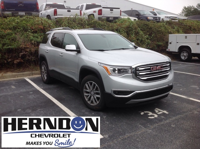 Pre-Owned 2018 GMC Acadia SLE-2