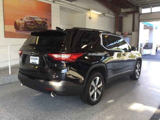 New 2020 Chevrolet Traverse 3LT Leather