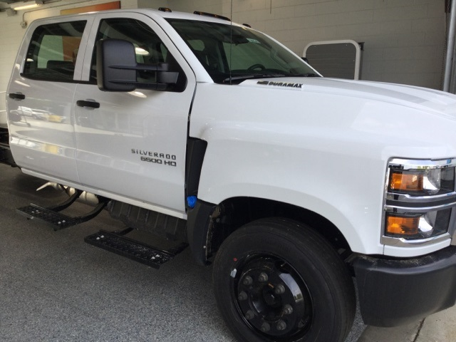 New 2019 Chevrolet Silverado 5500 Medium Duty WT
