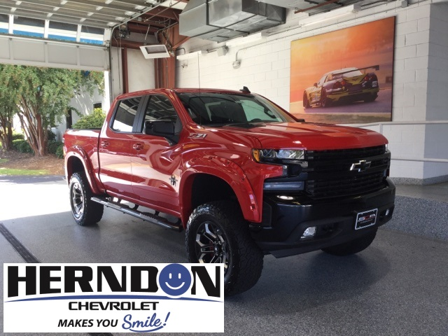 New 2019 Chevrolet Silverado 1500 RST SCA Performance