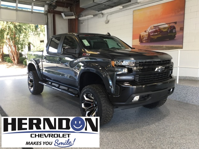New 2019 Chevrolet Silverado 1500 RST SCA Perfomance Package