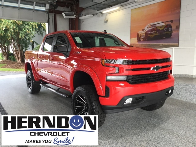 New 2019 Chevrolet Silverado 1500 RST ALC Package