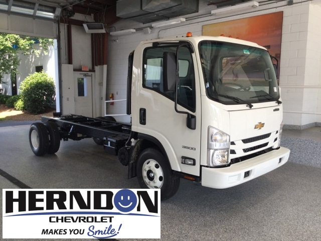 New 2019 Chevrolet 3500 LCF CHASIS WT