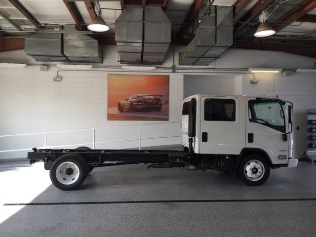 New 2019 Chevrolet 4500 LCF CHASIS WT