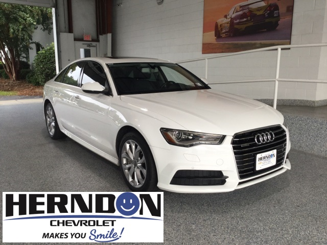 Pre-Owned 2018 Audi A6