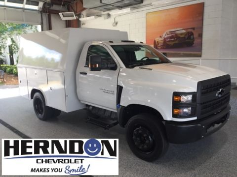 New 2019 Chevrolet Silverado 4500 Medium Duty WT