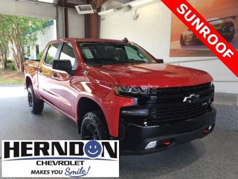 New 2019 Chevrolet Silverado 1500 2LT Trail Boss